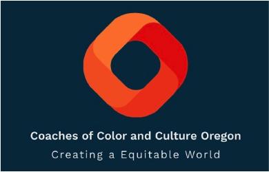Coaches of Color and Culture - Oregon Logo