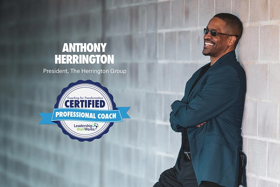 Anthony Herrington, President, The Herrington Group Image